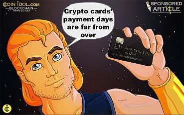 After WaveCrest, Crypto Cards' Payment Days Are Far From Over