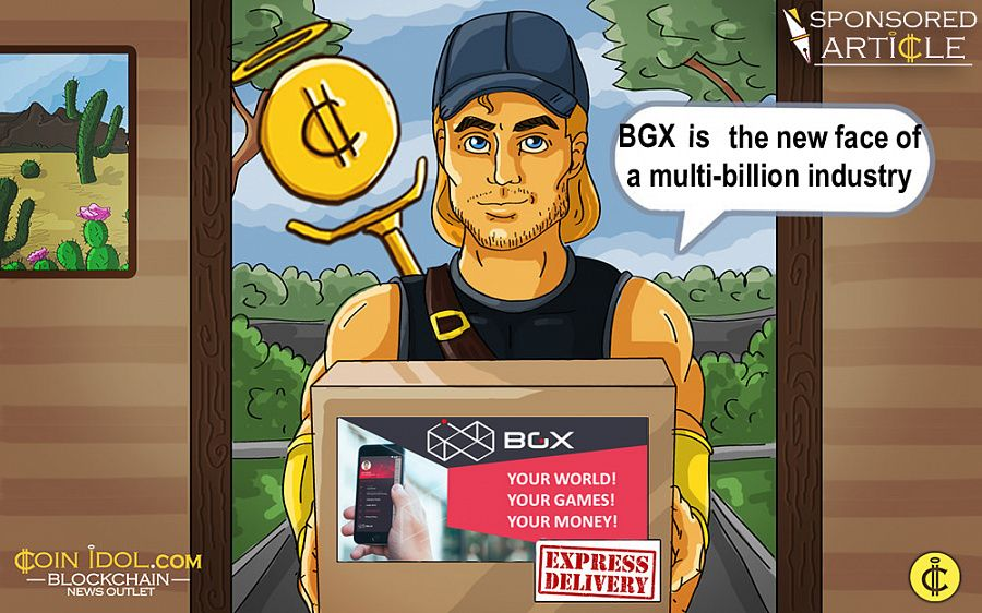BGX is the new face of a multi-billion industry