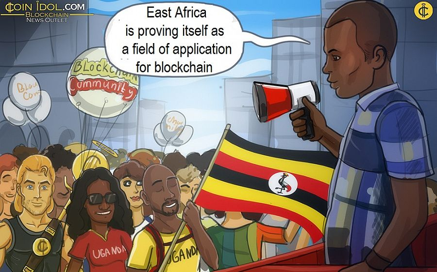 East Africa is proving itself as a field of application for blockchain
