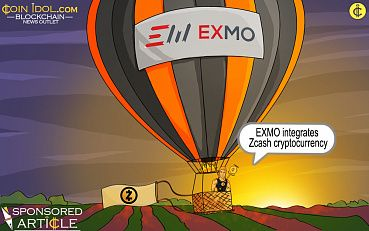 EXMO Integrates Zcash Cryptocurrency