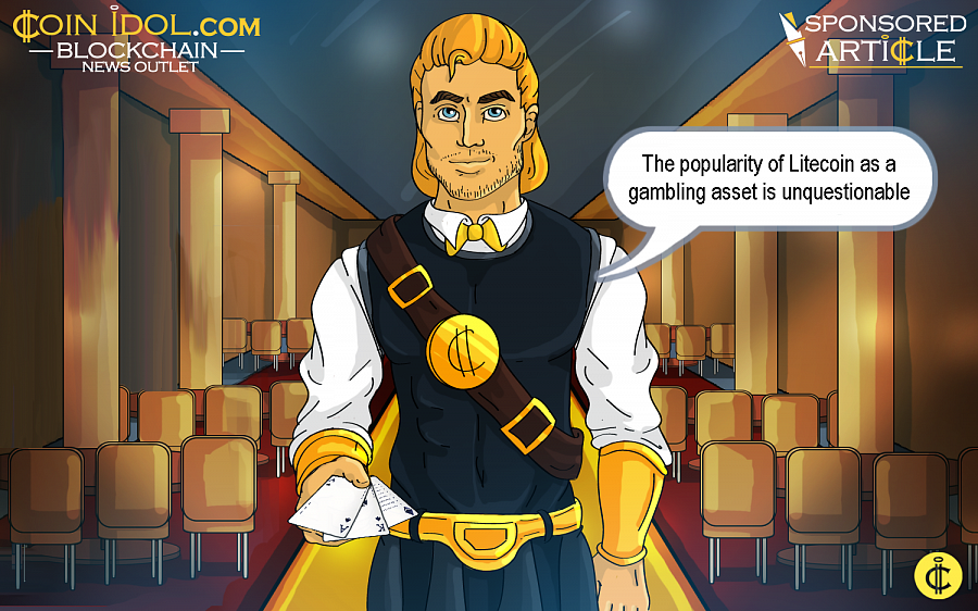 As it was with Bitcoin, online cryptocurrency casinos took the chance to implement a Litecoin gambling option for their players.