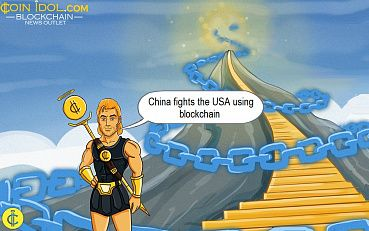 China Is Getting Closer to Battling the USA; The Official Website of the Country's Blockchain Network in Operation