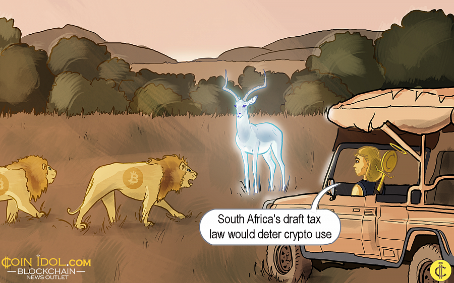 South Africa has been delaying the regulation of cryptos and for a long time, their use has been totally unregulated.