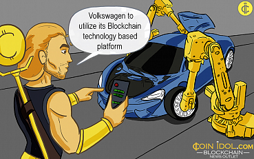 Volkswagen, BMW, Ford, Renault: Why World's Car Manufacturing Giants Turn to Blockchain
