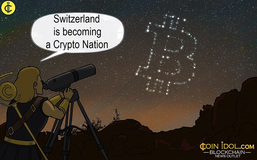 Switzerland is becoming a Crypto Nation