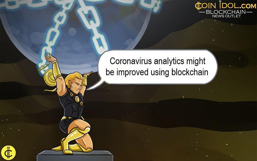 Coronavirus analytics might be improved using blockchain