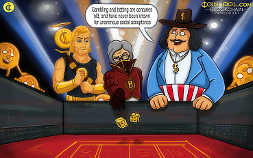 Blockchain Drives Gambling Out of Shadows and Makes It Transparent