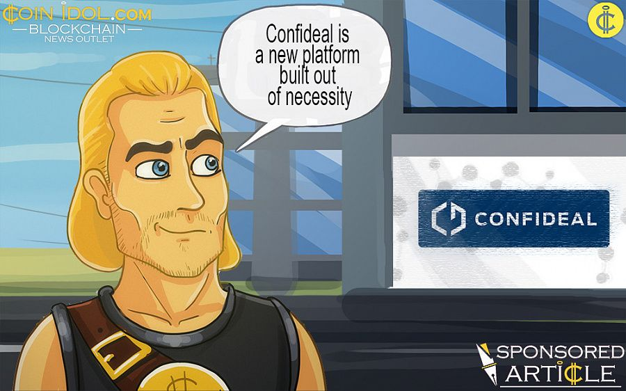 Confideal ICO should not be ignored