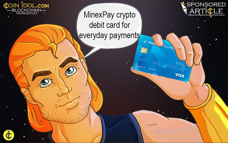 The crypto-enabled debit card represents the simplest, quickest way to pay for everyday purchases with cryptocurrency, just as you would with a normal debit card.
