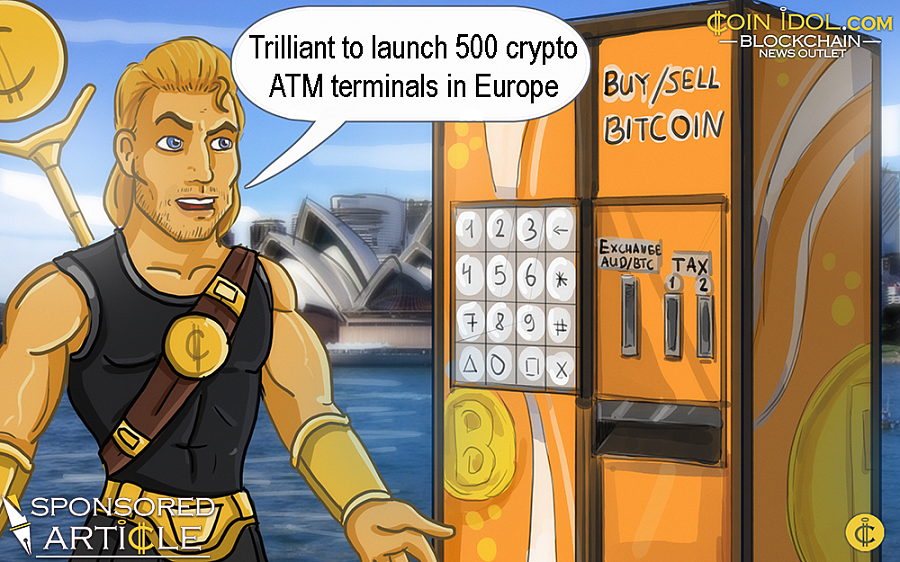 This pioneering Zurich-based business plan to begin installing their ground-breaking cryptocurrency ATMs across Europe in the autumn of 2018.