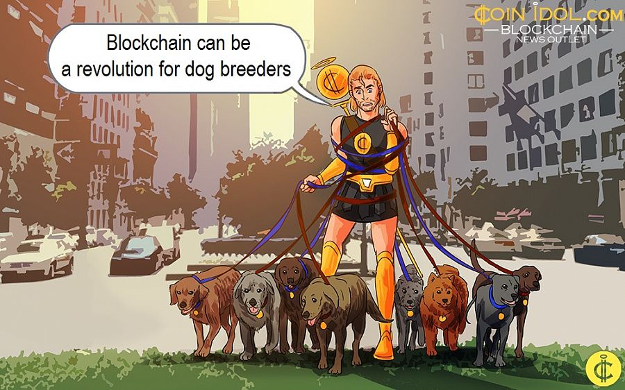 Blockchain can be a revolution for dog breeders