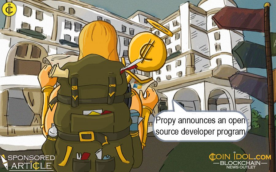 Propy announces an open source developer program