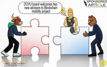 DOVU Board Welcomes Two New Advisors to Blockchain-powered Mobility Project