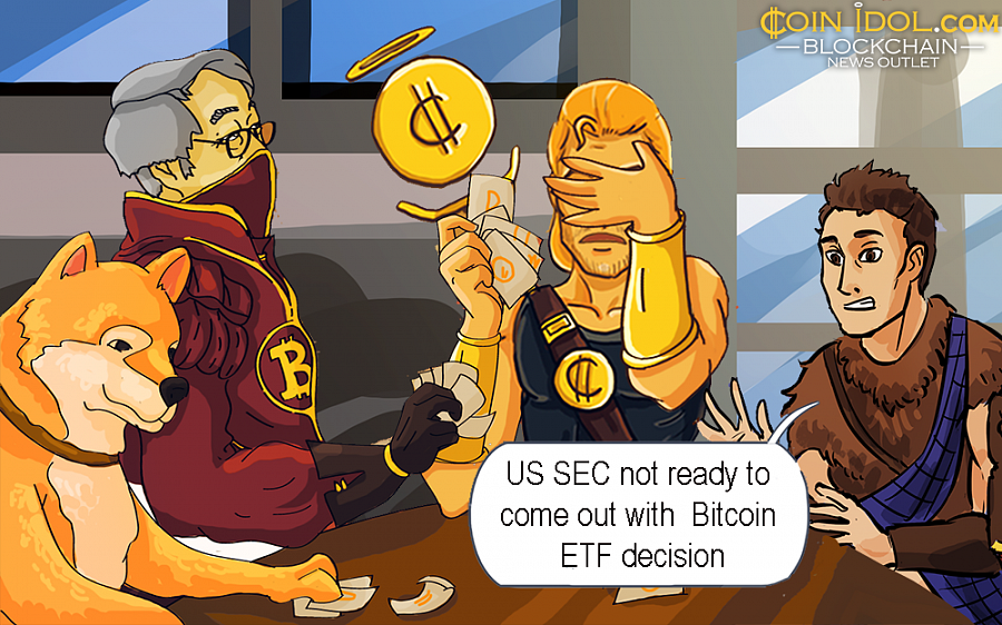 Ran NeuNer earlier falsely revealed that the authority was to call BTC ETFs by Mon Nov 5, 2018.