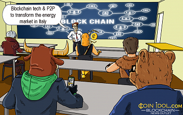 Blockchain Tech & P2P to Transform the Energy Market in Italy