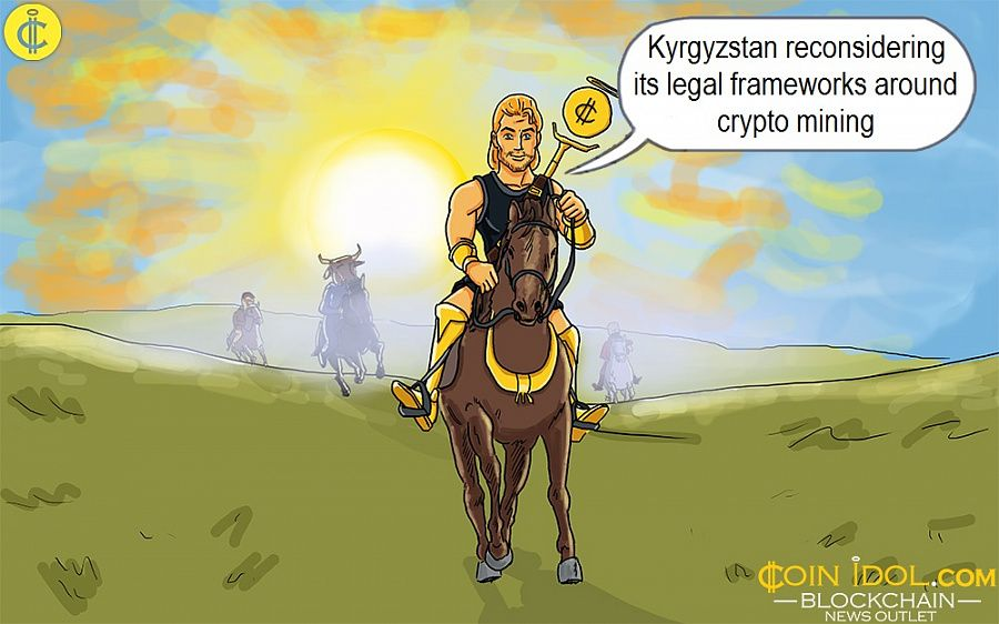 Kyrgyzstan reconsidering its legal frameworks around crypto mining