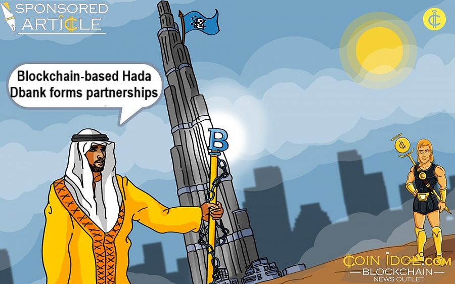 Hada Dbank forms partnerships