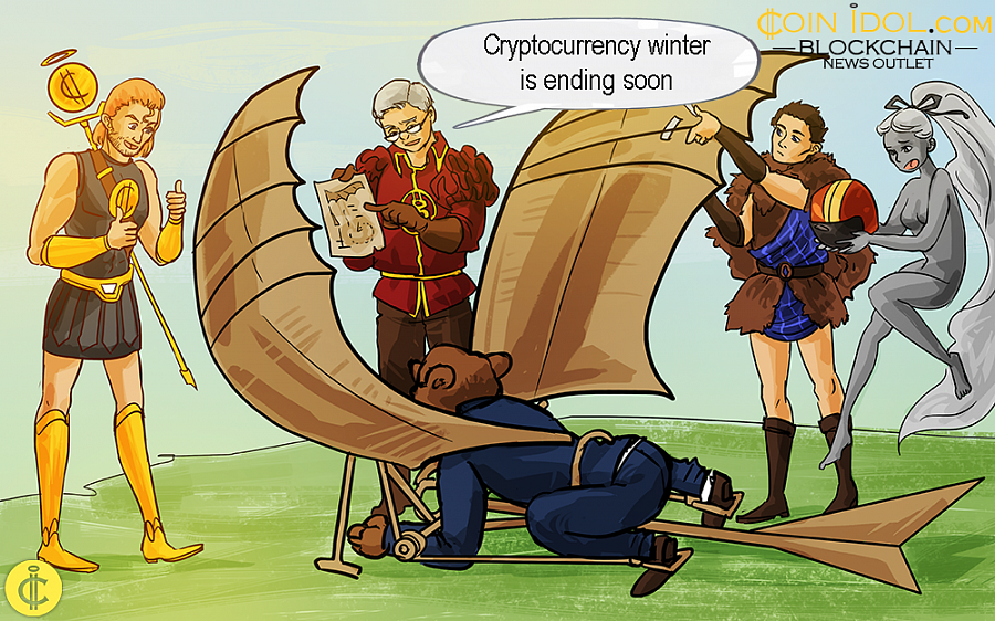 The evidence shows that the cryptocurrency winter is almost over, investors, enthusiasts, traders, experts and analysts will start making predictions about the next Bitcoin bull run.