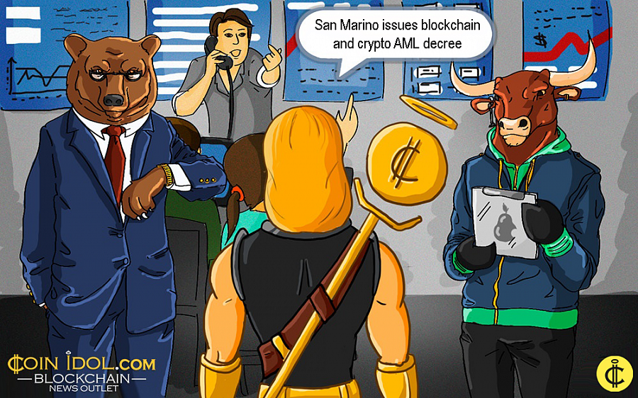 San Marino has come up with a decree aimed at creating strong AML in relation to the blockchain, so as to standardize the technology in Italy.