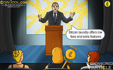 Bitcoin Laundry, the Mixer That Keeps Your Bitcoins Squeaky Clean