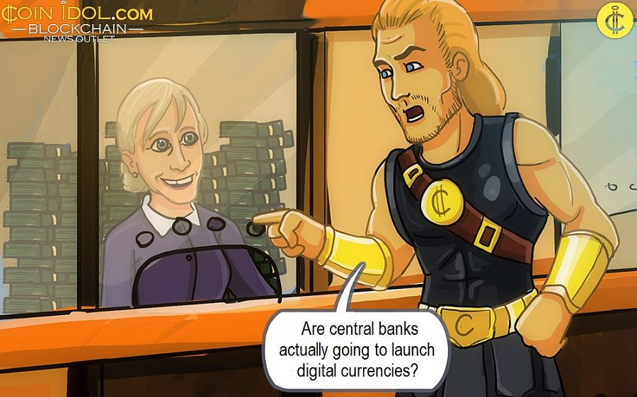 Are central banks actually going to launch digital currencies?
