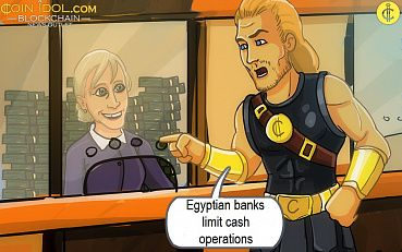 Egypt Limits Cash Operations in Bank to Ease Possible Default