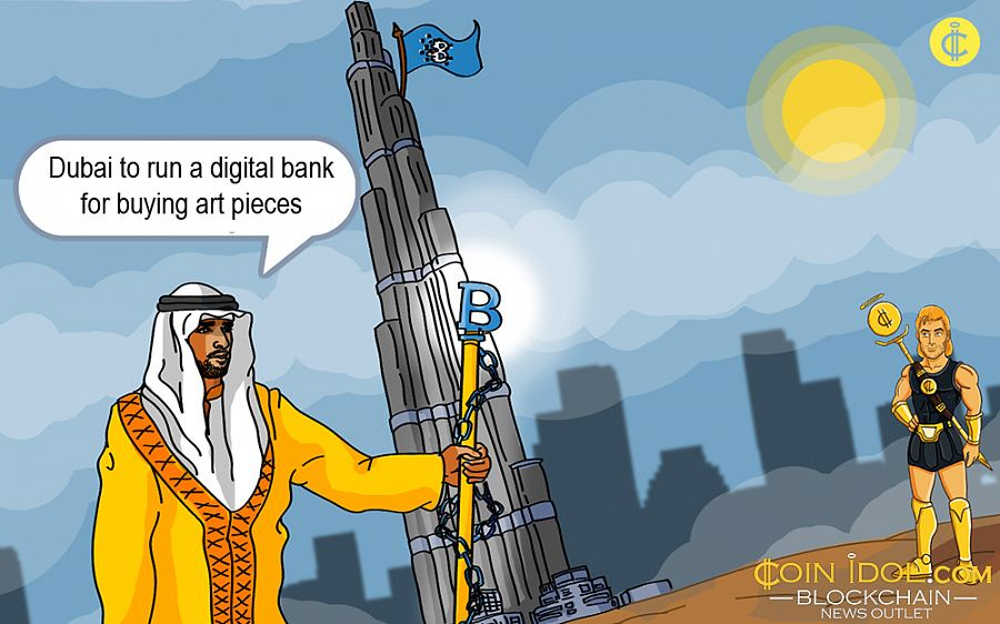 Dubai to run a digiral bank