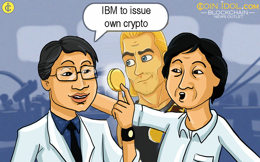 IBM Joins Two Major U.S. Banks to Issue their Own Crypto