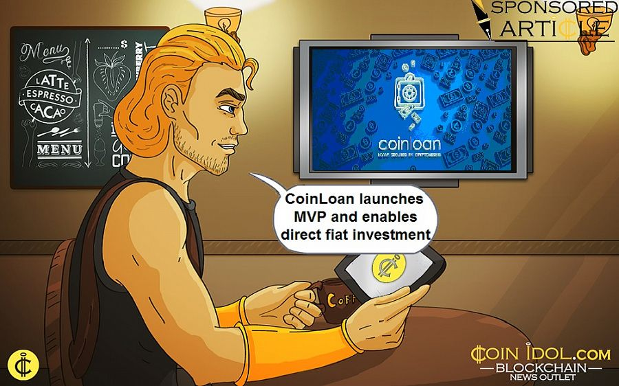 CoinLoan ICO reaches major milestones