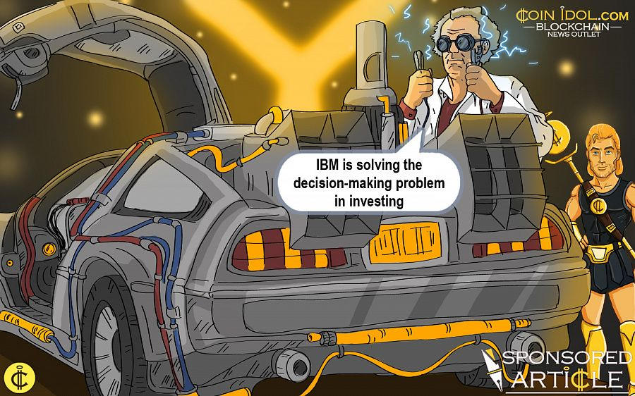 IBM's AI system in crypto