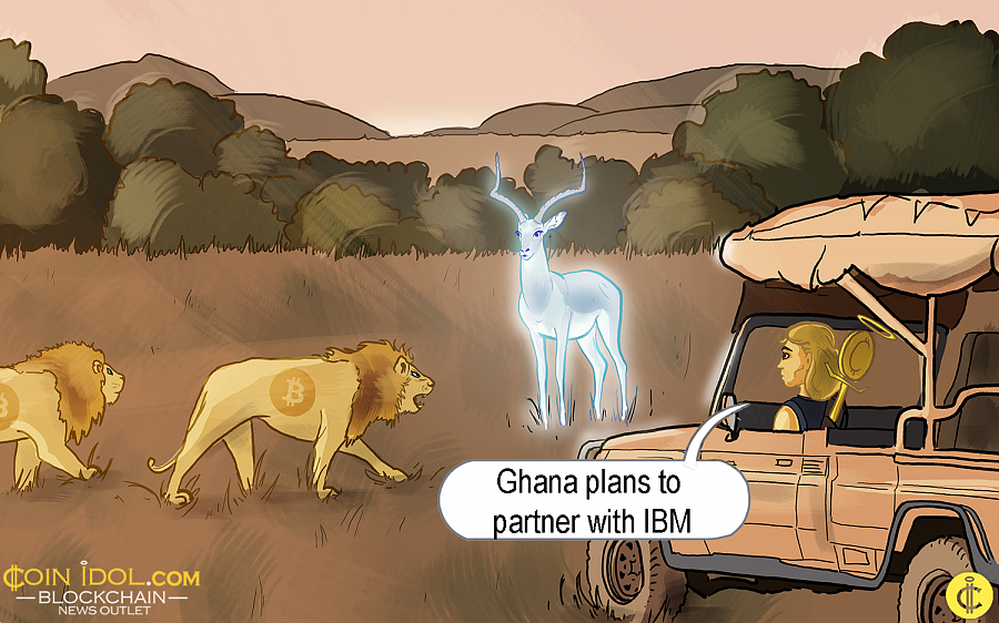 Ghana plans to partner with IBM for blockchain-based land administration
