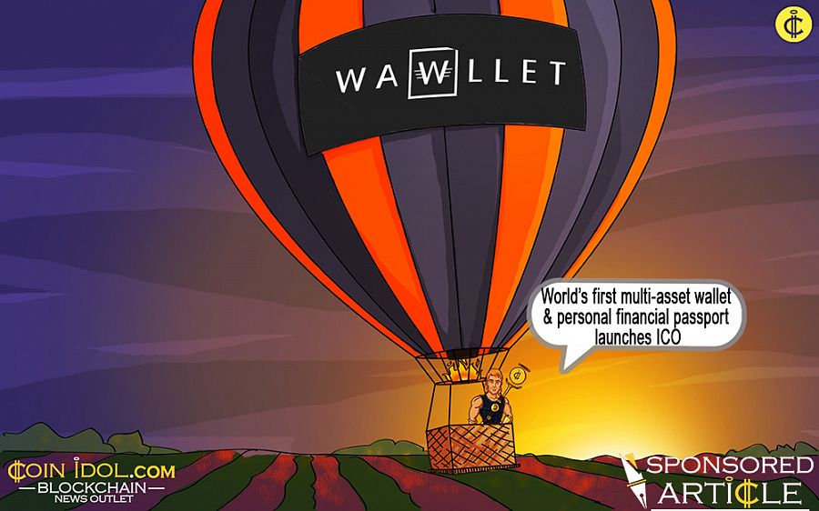 World's first multi-asset wallet and personal financial passport launches ICO