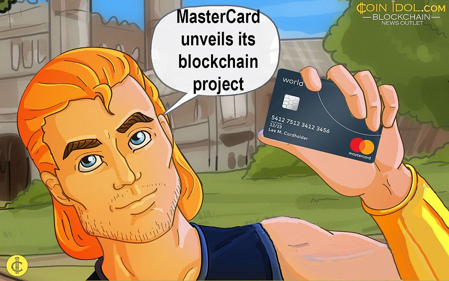 MasterCard blockchain project