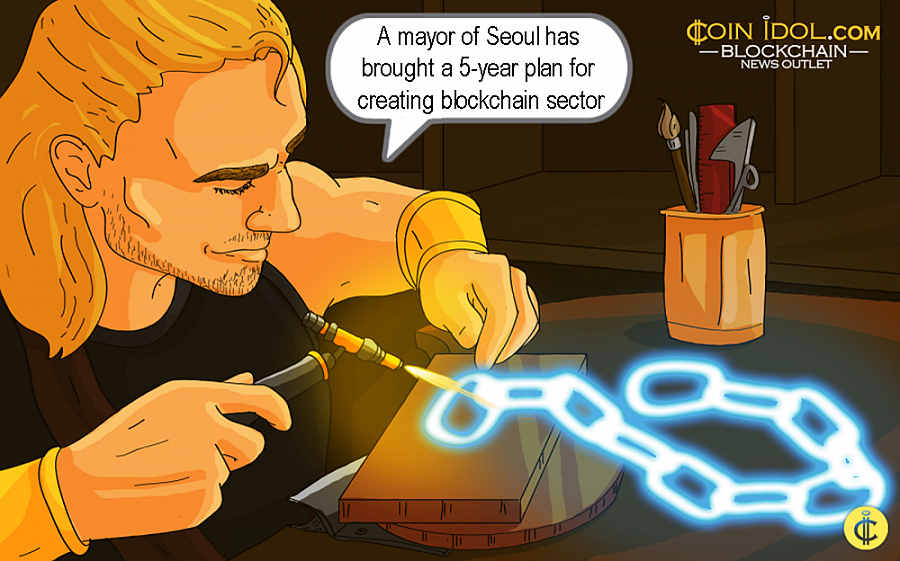 "The project dubbed ""Blockchain City of Seoul"" has several measures for elevating and developing blockchain technology-related initiatives plus education in Seoul from the year 2018 to 2022, Won-soon noted in his speech on Thursday."