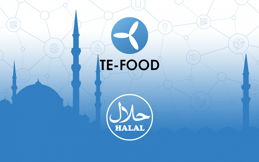 TE-FOOD partners with HALAL TRAIL
