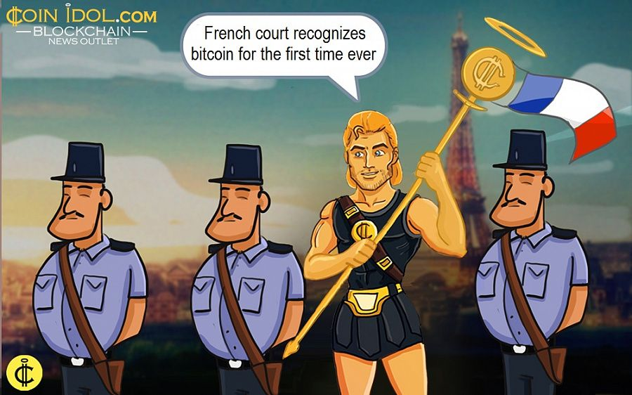 French court recognizes bitcoin for the first time ever