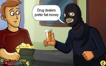 Cryptocurrency vs. Fiat: Drug Dealers Prefer Traditional Money to their Digital Alternative