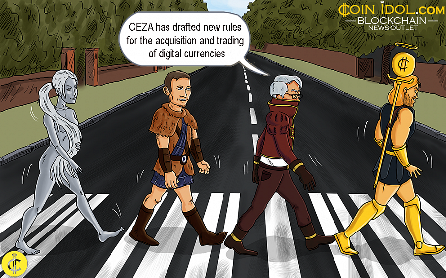 Under the novel framework, CEZA, which is the main regulating authority, has officially approved Digital Asset Token Offering (DATO) regulations which involve the acquisition of virtual assets, including utility and security tokens.