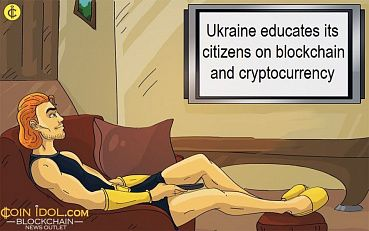 Ukraine Is Going to Launch an Educational TV Series on Blockchain and Cryptocurrency