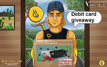 Debit Card Giveaway