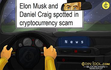 Elon Musk and Daniel Craig Spotted in Cryptocurrency Scam Promising Abnormal Profits