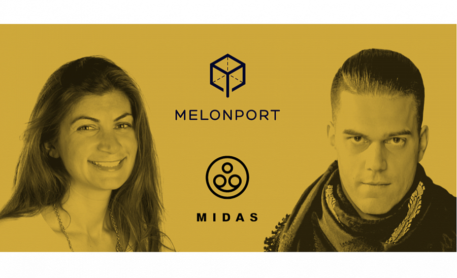 Melonport co-founders