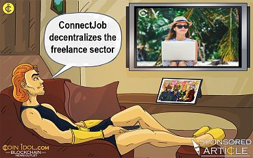 Decentralizing The Freelance Sector: ConnectJob Enters Token Generation Event