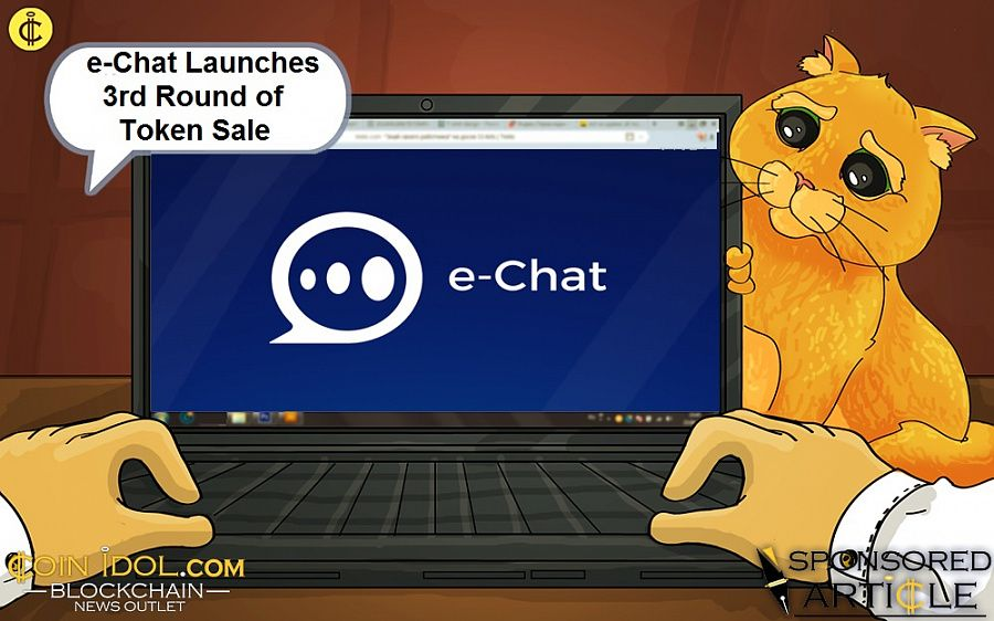 e-Chat launches token sale