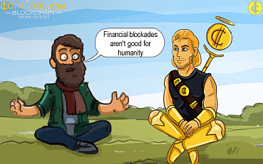 Financial Blockades aren't Good for Humanity but Crucial for Cryptos