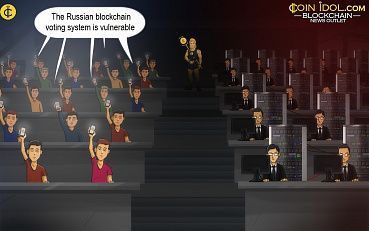 Vulnerability in Russian Blockchain Voting System Enables Forcing People to Vote