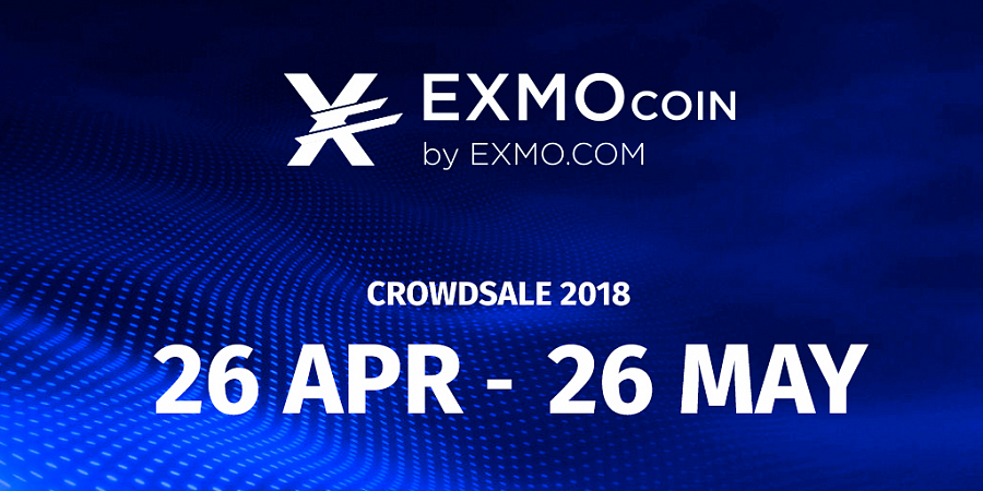EXMO Coin crowdsale