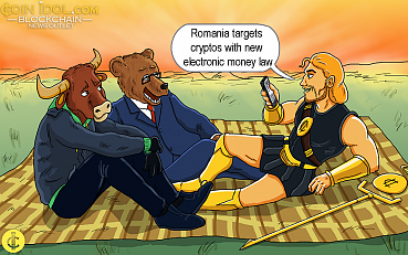 Romania Targets Cryptos With New Electronic Money Law, A Draft Bill Published