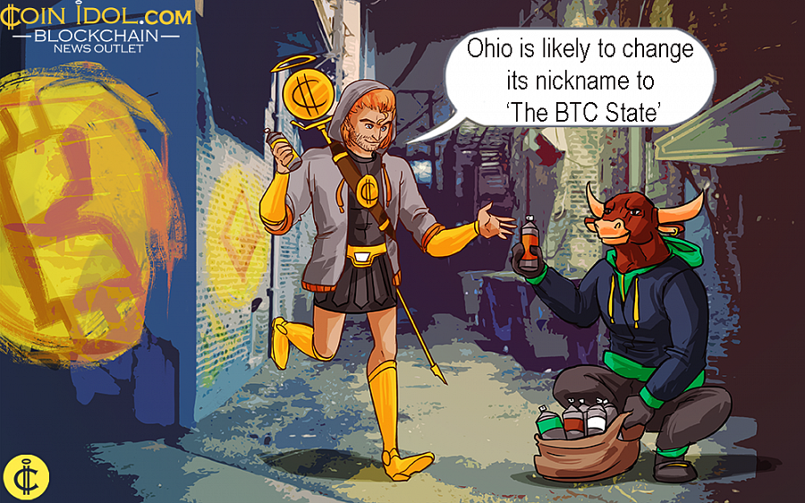 "Ohio – which is also well known by its official nickname ""Buckeye State"" is optimistic that crypto and blockchain technology will more significantly reinforce the economy to better standards."