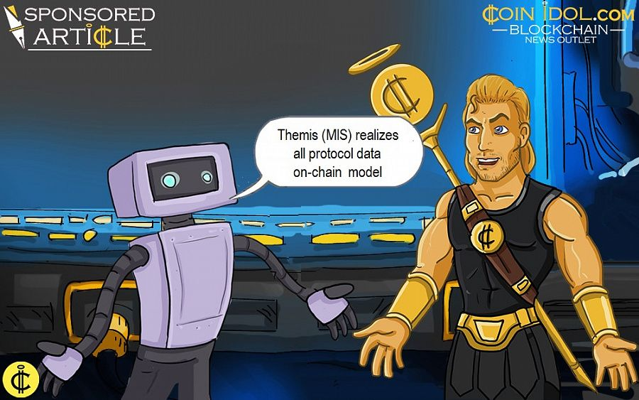 Themis (MIS) realizes all protocol data on-chain model